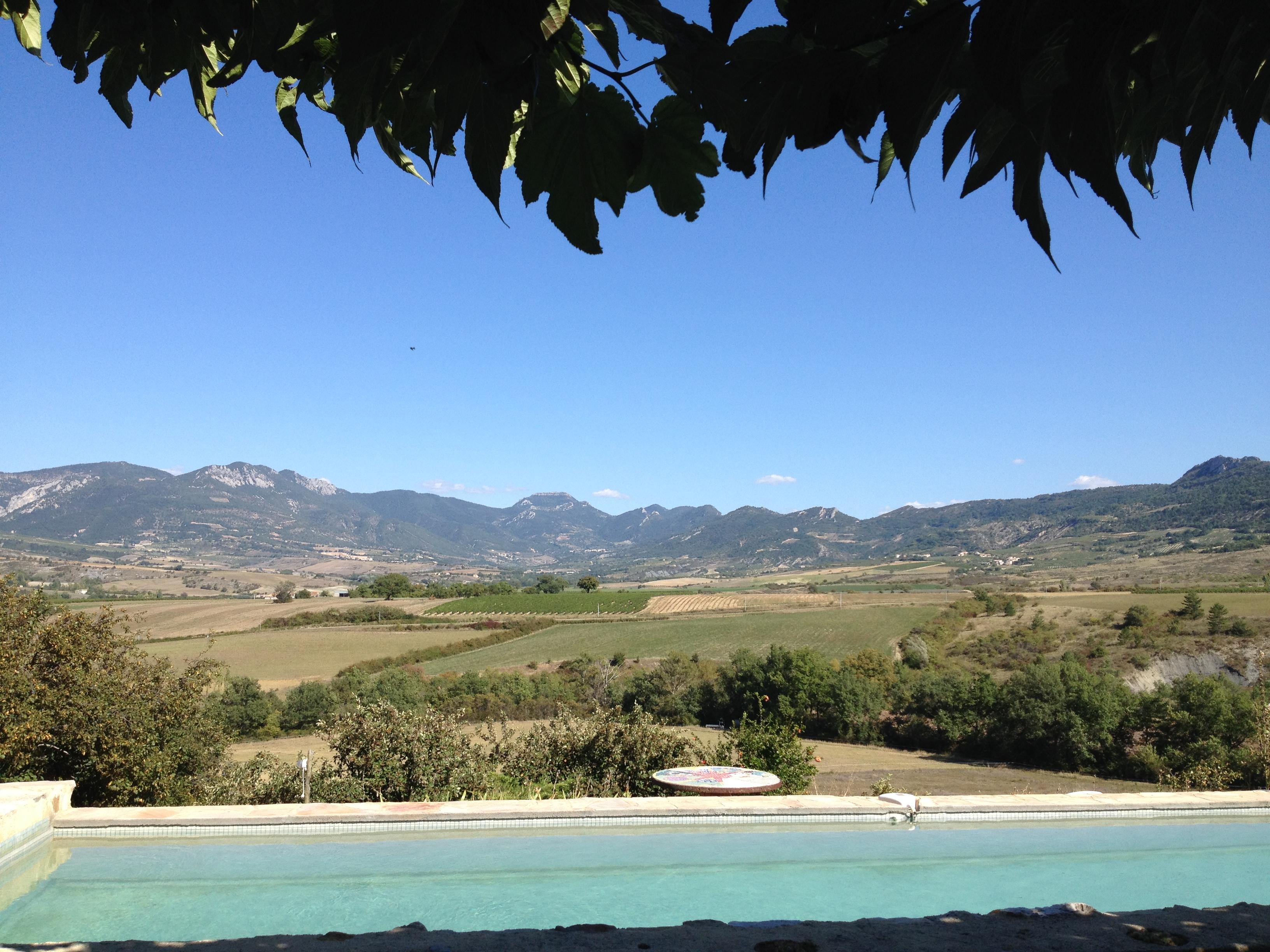 G tes de provence location de gite avec piscine en for Location de gite