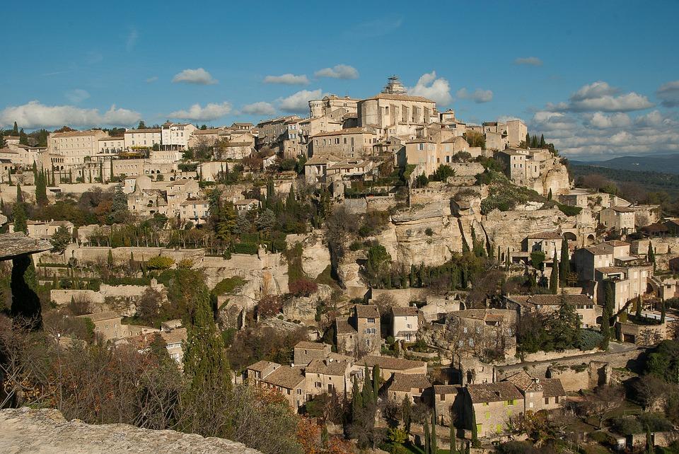 Gordes et Banon en Provence