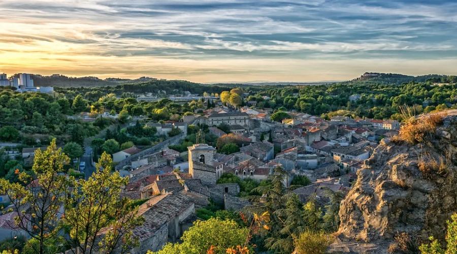 Automne en Provence