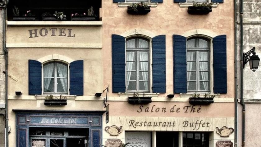 Hotel en Provence